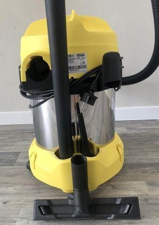 Пылесос Промышленный керхера Karcher WD 3 про 5.4 кг