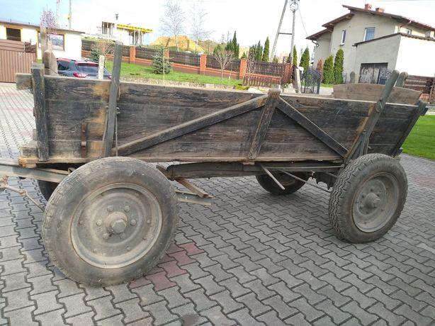 Wóz rolniczy Furmanka