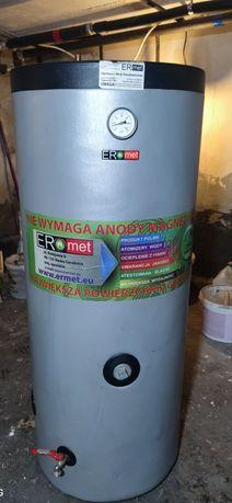 Baniak Ogrzewacz wody dwupłaszczowy pionowy 140l