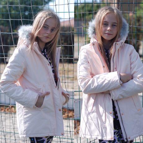 Куртка демисезонная парка новая Firetrap для девочки на 11-12лет