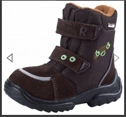 Зимние ботинки Reima Yann