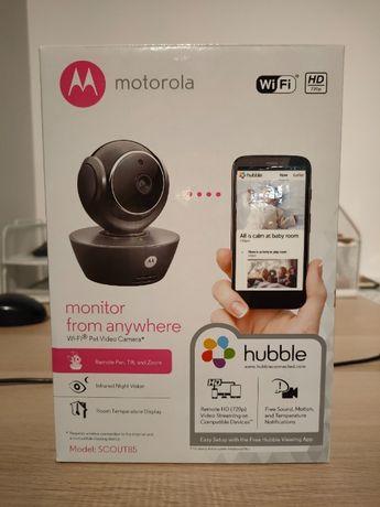 Kamera niania elektroniczna Motorola Scout 85 Wifi HD - jak NOWA