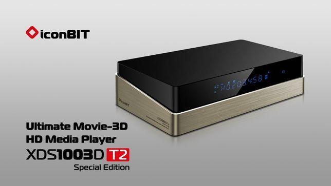 T2 Мультиформатный медиа плеер iconBIT XDS1003DT2