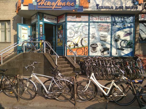 Велосипеды с низкой рамой.Планетарка 3-7-8 ск,велозапчасти.