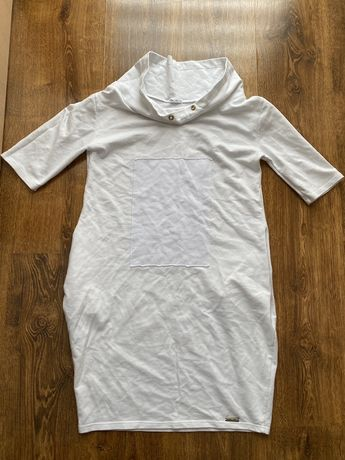Biała tuniczka, rozmiar S/M
