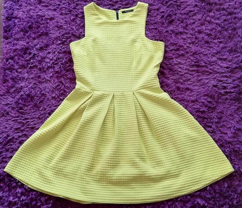 Sukienka MOHITO r. 42 żółta Świdnica - image 1