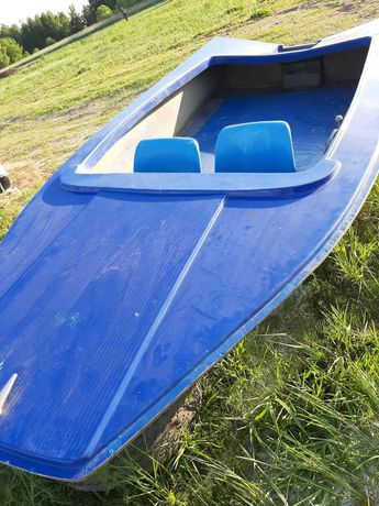 łódka wędkarska używana