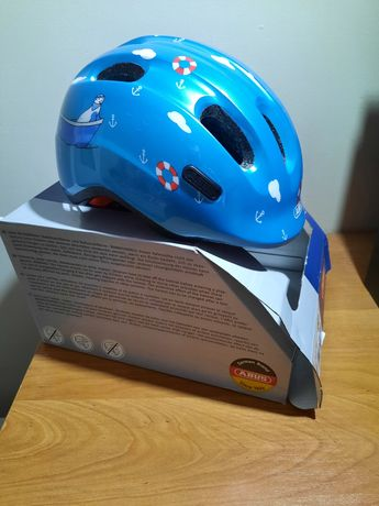 Kask Abus Smiley 2.0 turquoise Sailor M