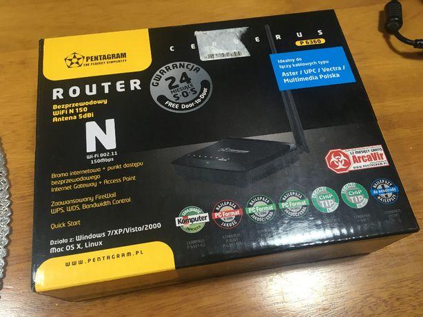 Router Pentagram Cerberus P6360