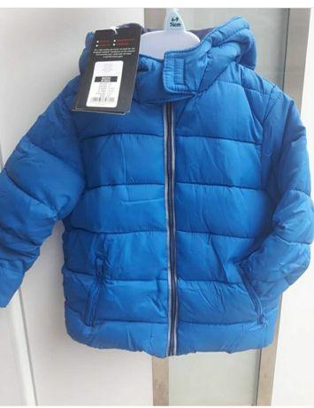 Парка пуховик 68см куртка 6-9м 9-12м 80см 86см