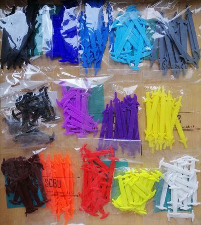 Шнурки силиконовые АКЦИЯ! Все цвета!Подарок