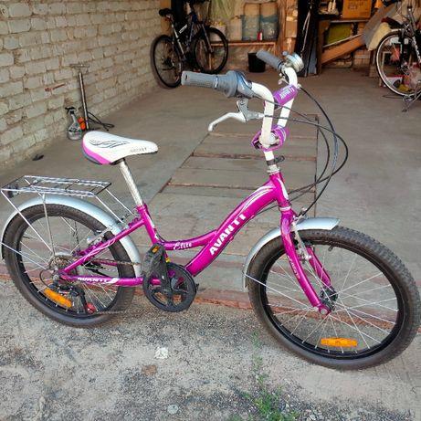 Велосипед 20 Avanti Elite 6 spid