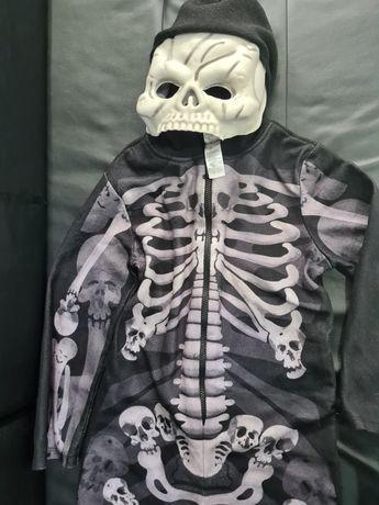 strój kostium przebranie halloween 7- 8 lat