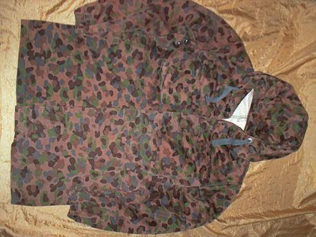 Прошлый век ретро куртка парка армии Австрии камуфляж SS Palmenmuster