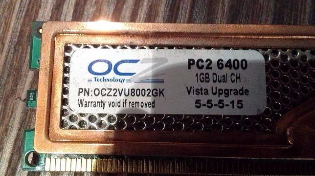 Оперативная память OCZ