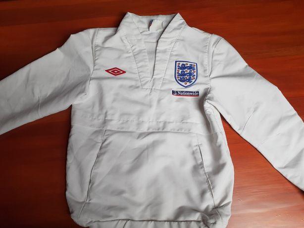 Bluza biała chłopięca Umbro rozmiar 134