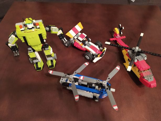Klocki Lego creator technic
