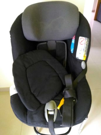 Cadeira Maxicosi c/ ISOFiX, 0 aos 4 anos (0-18 kg) Grupo 0 e grupo 1
