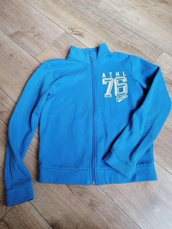 Błękitna bluza Domyos