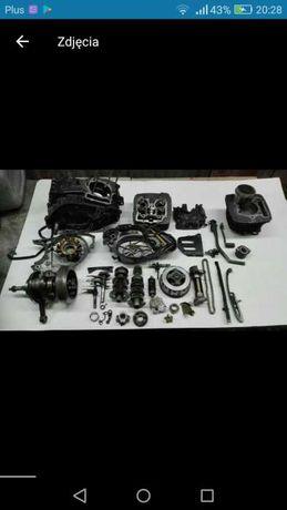 Honda XL 500 xl 250 części silnik