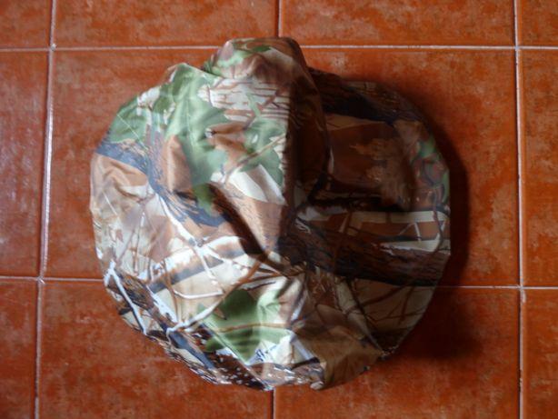 capa impermeável mochila