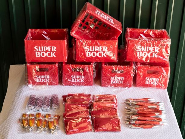 Material Super Bock NOVO