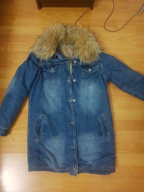 Джинсовая куртка. М