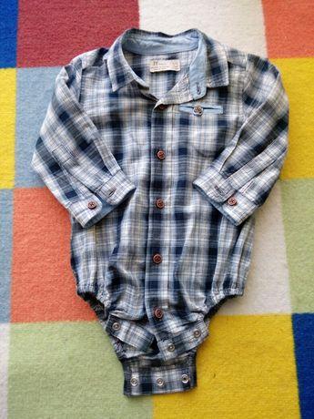 Camisas como novas para bebé (1-24M)