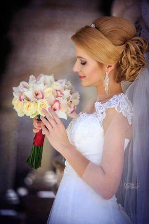 Свадебный,вечерний макияж!ПРИЧЕСКИ! Выезд на дом!Весь Киев!!!