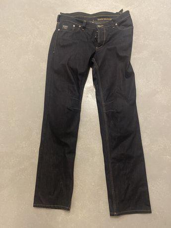 Spodnie jeansy motocyklowe BMW Motorrad 52