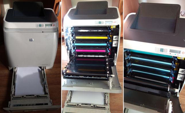 KOLOROWA laserowa drukarka HP JaserJet LJ 1600 (cena do negoc./FAKTURA