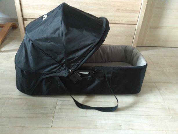 Gondola baby jogger kompaktowa czarna