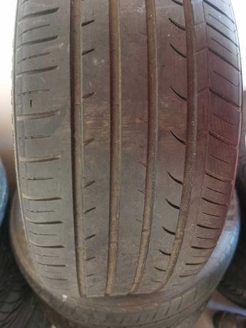 Opony 245/45 r17  2x4mm 2x5mm