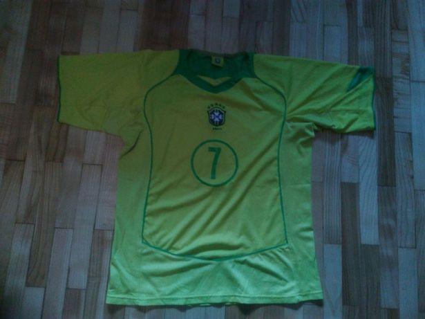 Koszulka meczowa Brazil 7 Ronaldinho