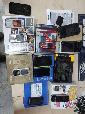 Telefony 10  szt, Samsung, Huawei,Nokia radio Tablet
