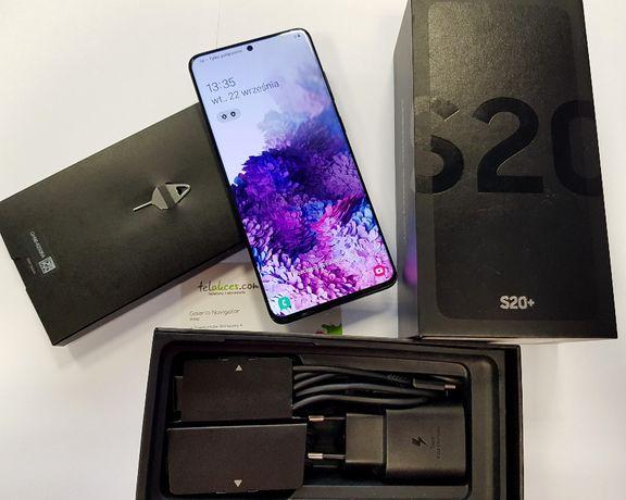Samsung S20+ Cosmic Black, Jak NOWY, Sklep Navigator Mielec - 2899 zł.