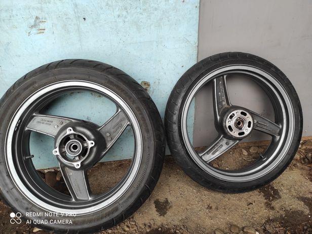 Колеса для мотоцикла Kawasaki R17