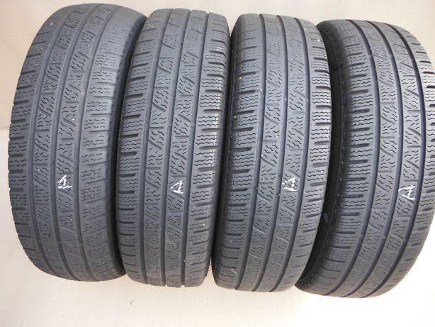 Opony Zimowe 205/75/16C Pirelli Carrier 4szt 2017r