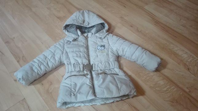 kurtka dla dziewczynki r. 86-92