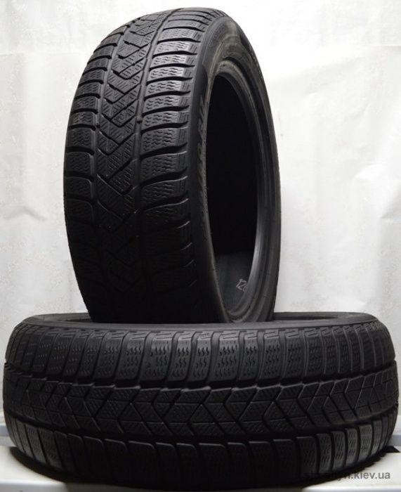 205 60 17 Pirelli Sottozero 3 Склад Б\У Автошин из Германии Киев - изображение 1