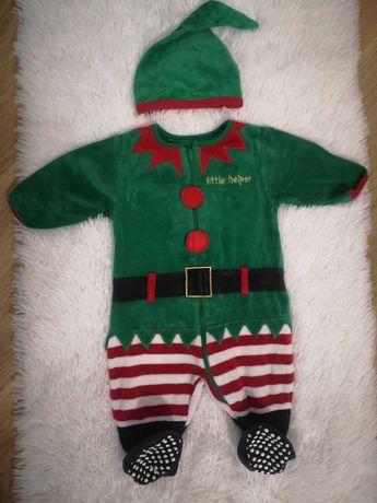 Świąteczny zestaw pomocnik świętego Mikołaja Little helper