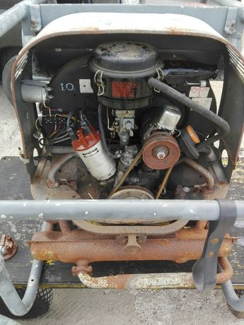 Motopompa - silnik VW 1200 boxer