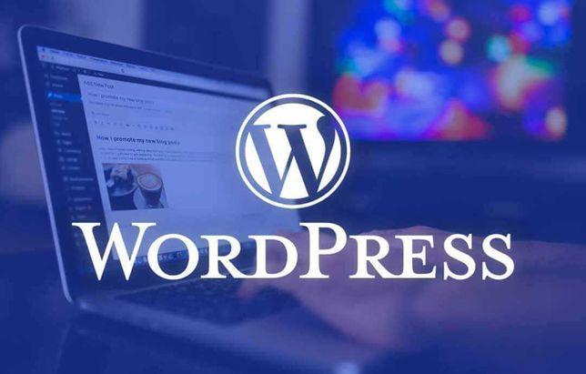 Strona www WordPress