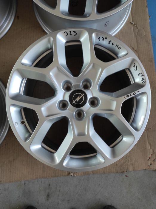 323 Felgi aluminiowe OPEL R17 5x110 NOWE Augustów - image 1
