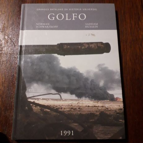 Livro Guerra do Golfo