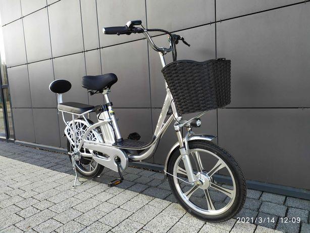 Rower elektryczny 350w 48v 10ah