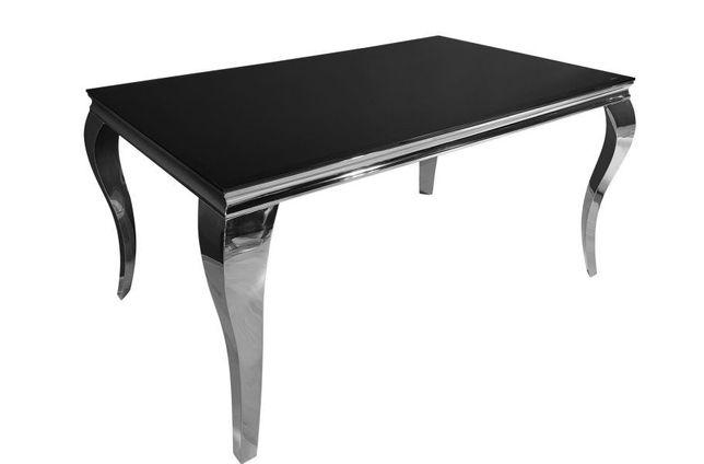 Stół GLAMOUR 150 CM czarny T 780