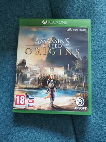 Assassin's Creed Origins Xbox One gra jak nowa