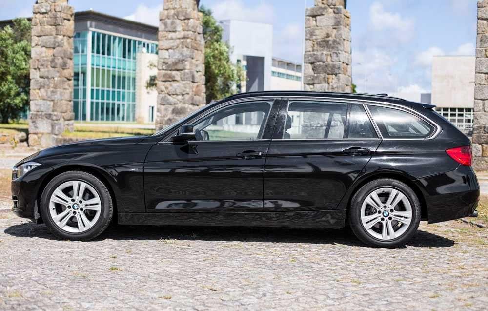 BMW 318d 143cv Touring Line Sport 5P. (Teto Abrir Panorâmico)
