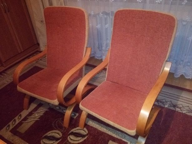 Na sprzedaż fotele